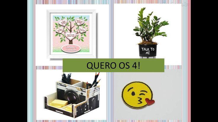 #13 LISTA CRIATIVA COM OBJETOS DE DESEJO