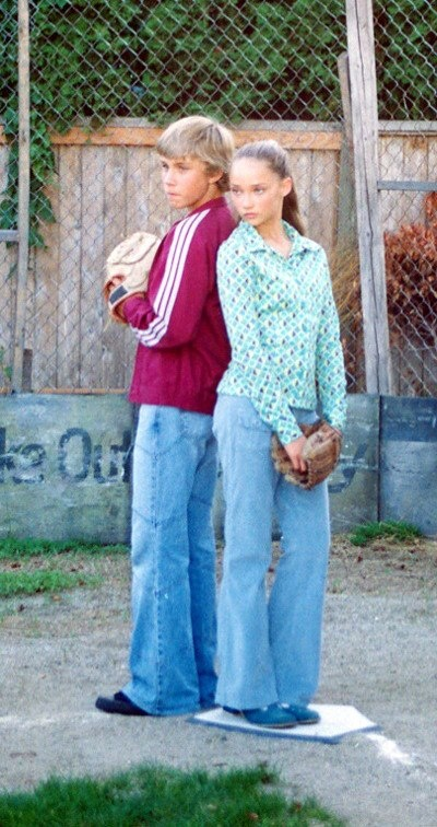 """Photos from the 2005 film """"The Sandlot 2""""... I know the first one is a classic, but the second is just as good."""