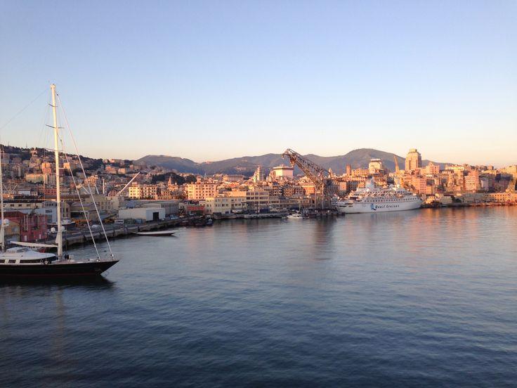 Genova del mare (Sara)