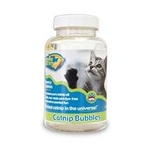I so want to get my cat catnip bubbles