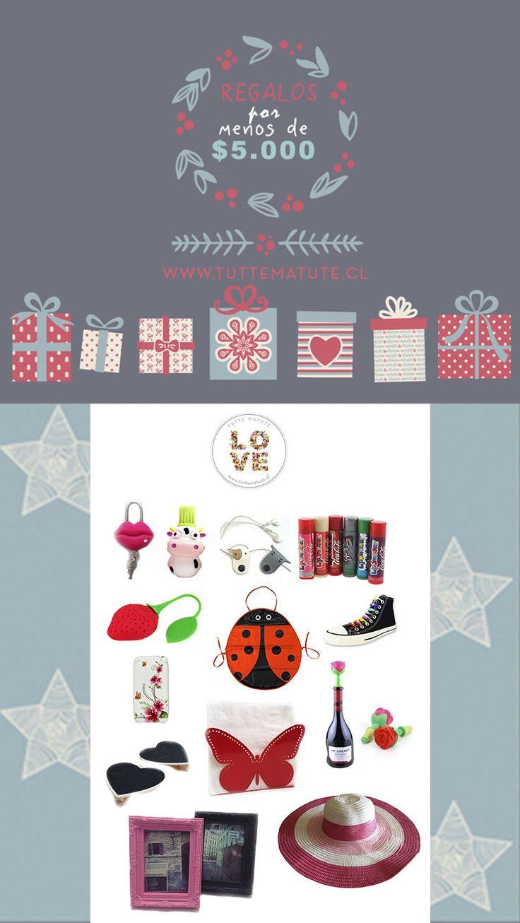 ¡Adelanta tus regalos Navideños, y olvidate del stress de fin de año! www.tuttematute.cl