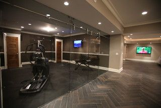 20 best home gym images on pinterest  exercise rooms
