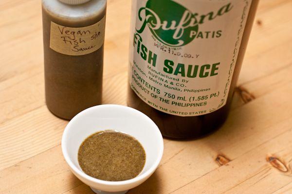 46 best vegan recipes images on pinterest for Vegetarian fish sauce