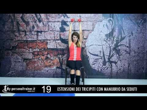 Workout Upper Body - Braccia Petto e Schiena
