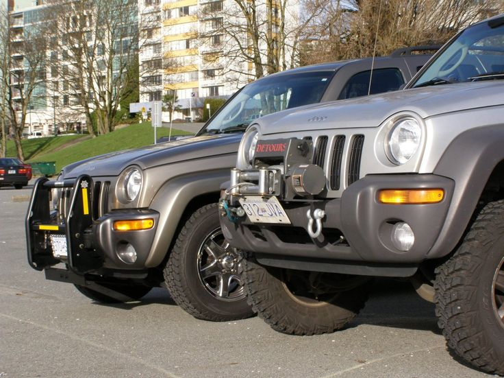 custom jeep liberty bumpers Lets See All Your Lifted