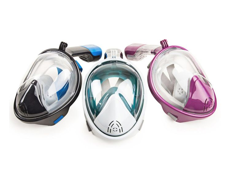WildHorn Outfitters|Seaview 180° Full Face Snorkel Mask