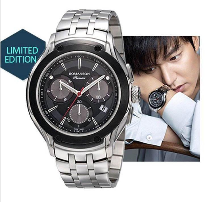 ROMANSON cf mode Lee Min-ho 李敏鎬 Лі Мін Хо PREMIER Limited Edition PM4221HM1WAS2W ROMANSON cf mode Lee Min-ho 李敏 鎬 Лі Мін Хо  PREMIER Limited Edition  Engraved serial number  Limited to 200  Contents can be sold out soon. eBay id : lifein339