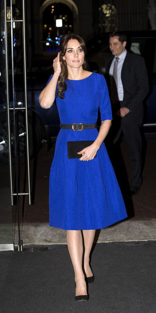 Kate Middleton - The Duchess of Cambridge Attends The Fostering Excellence Awards - November 17, 2015