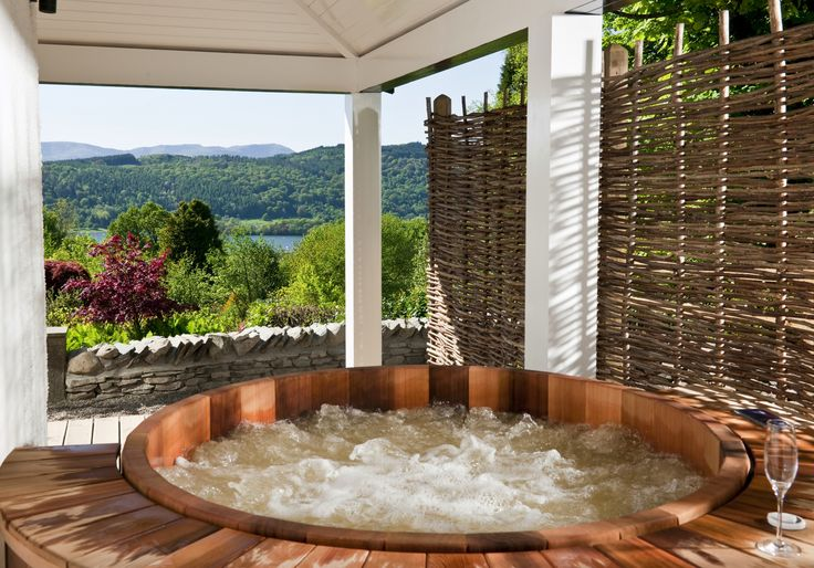 Hotel With Hot Tub In Room North Yorkshire