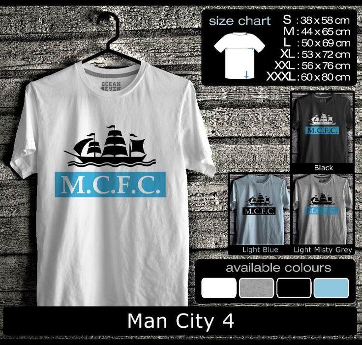 Kaos Manchester City FootBall Club   Kaos Guvnors dan Citizens 2