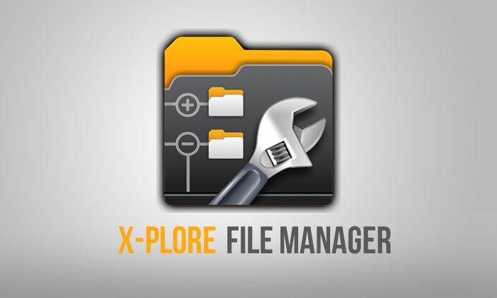 X-plore File Manager Donate v3.92.10, Gerencia arquivos de uma forma primorosa com este programa repleto de recursos e funcionalidades para o seu Android