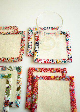 New Year's Liberty Coasters | Purl Soho