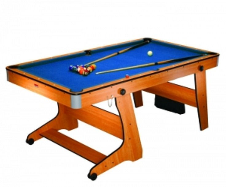 Bce folding snooker 6 foot pool table dimensions entertain pinterest p - Dimension table billard ...