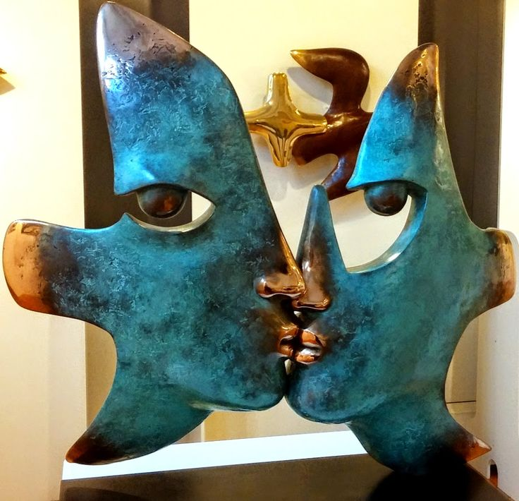 Étienne Pirot, 1952 | Resumen escultor / simbolista | Tutt'Art @ | Pittura * Scultura * * Poesia Musica |