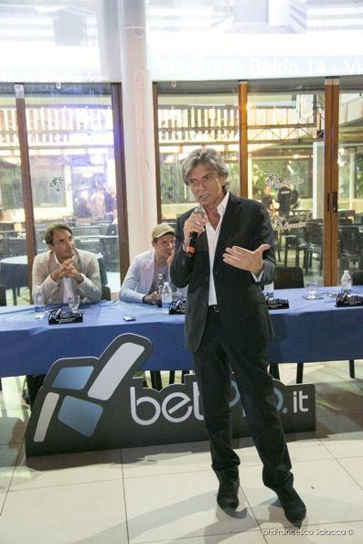 Claudio Dall'Oca, Socio Wision55, presenta il progetto W55