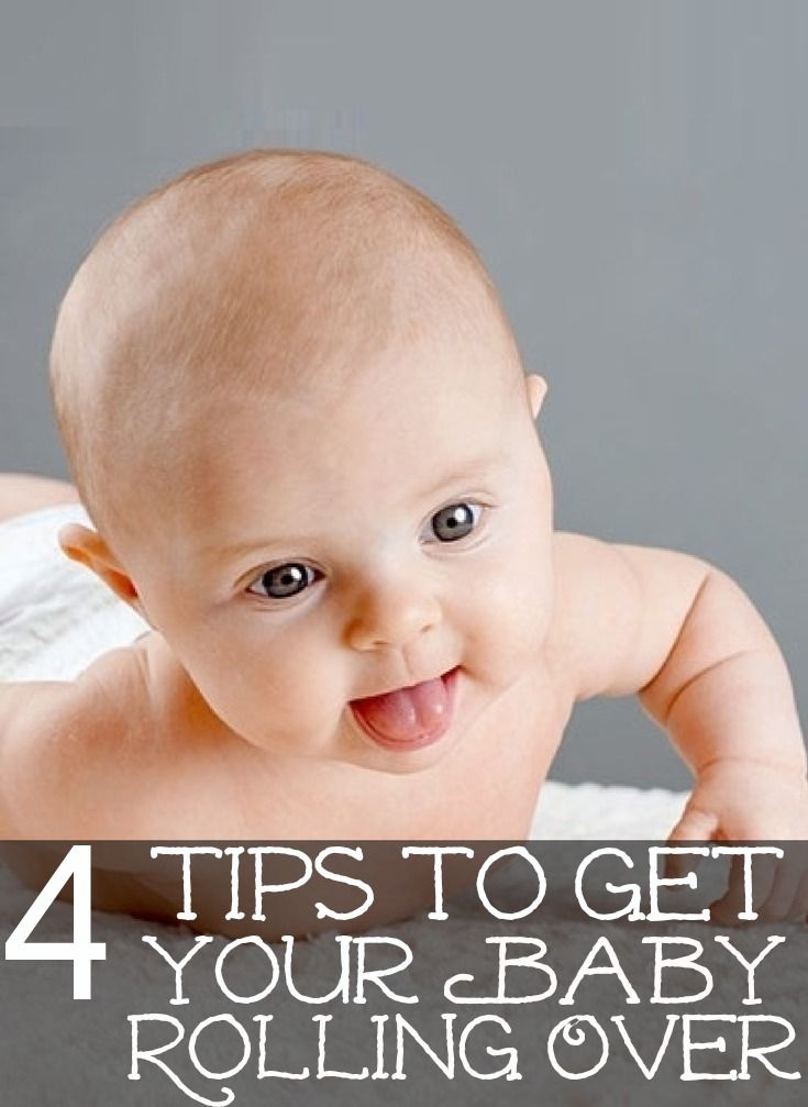 Isn't it exciting to see your baby rolling over for the first time? Wondering what you can do when baby rolls over? Here we give you 4 simple tips to follow