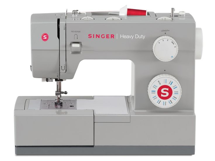 The Singer HEAVY DUTY 4423 $599 FREE FREE FREE Delivery Australia only Heavy Duty Sewing Machine features 23 Stitch Patterns, 1,100 Stitches per Minute and a Stainless Steel Bed Plate. Features & Benefits: 23 Stitch Patterns 1,100 Stitches per Minute Fully Automatic 1-Step Buttonhole Automatic Needle Threader Top Drop-in Bobbin Class 15 Bobbins Stainless Steel Bed Plate Adjustable Presser Foot Pressure Adjustable Stitch Length & Width Drop Feed for free motion sewing