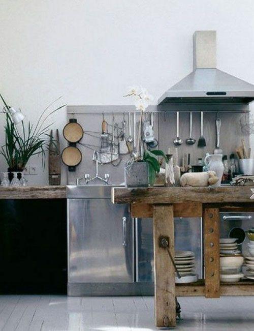 roestvrij staal keukenblad - Google zoeken