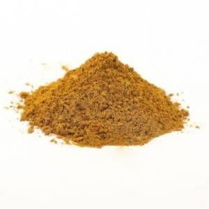 Mélange d'épices pour tajine, préparé pour accompagner le tajine de Mrouzia !
