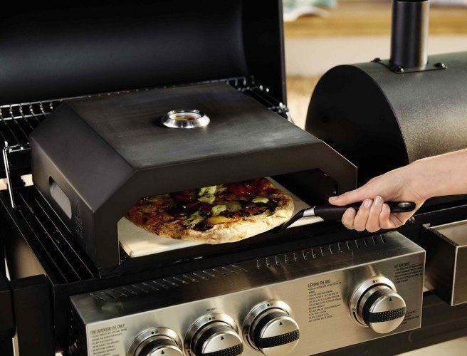 Aldi Is Bringing Out A Barbecue Pizza Oven Bbq Set Pizza Oven Outdoor Pizza Oven