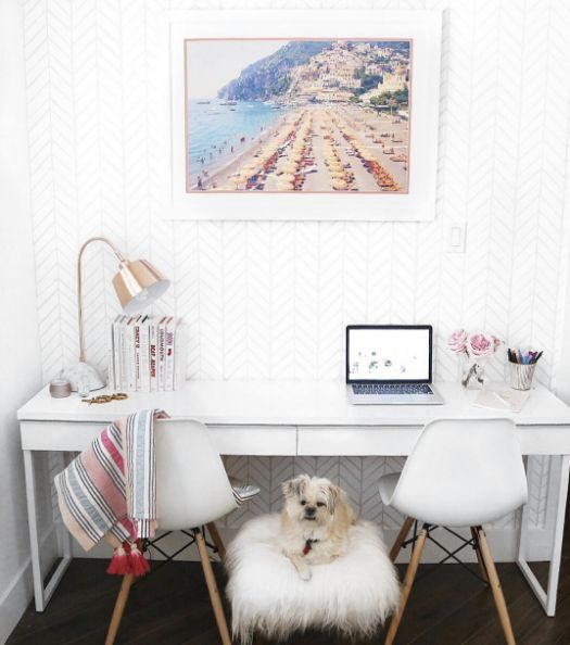Best Pretty Office Spaces Images On Pinterest Office Spaces