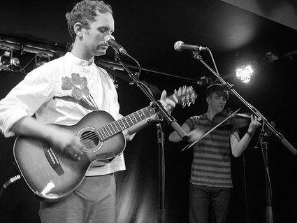 Jens Lekman and Owen Pallett <3