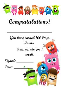 class dojo monsters - Google Search                                                                                                                                                                                 More