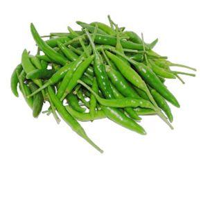 Green Chilli (हरा मिर्च)
