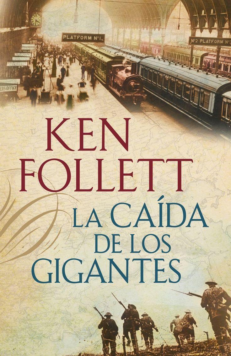 Ken Folllet. La caÍda de los gigantes