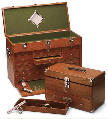 Wooden Toolbox - Harbor Freight - $79.99