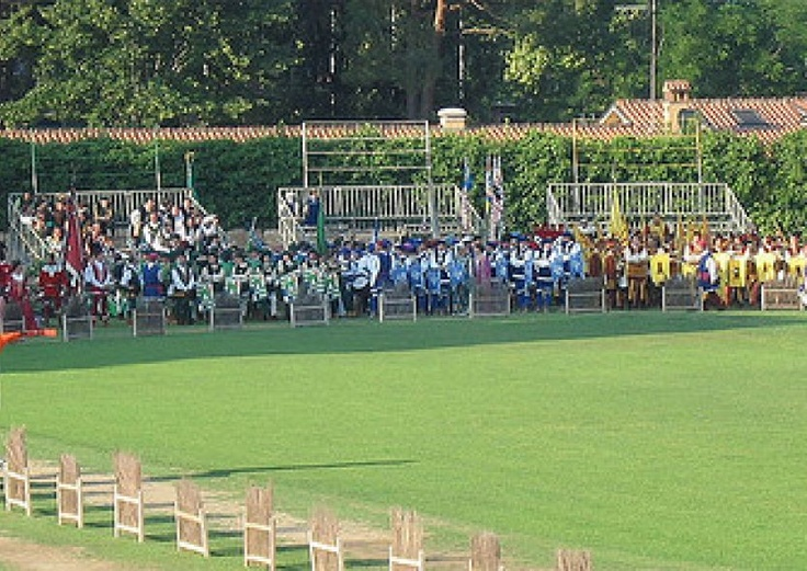 Niballo Palio di Faenza. Niballo, or Palio di Faenza, is an intensely competitive spectacle, where knights in shining armour challenge Hannibal, the city's historic enemy. The fascinating tournament is one of the most ancient in Italy and takes place annually at Bruno Neri Stadium.
