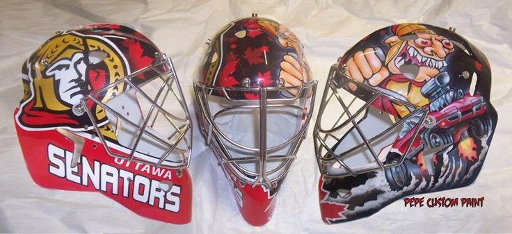 Craig Anderson's mask