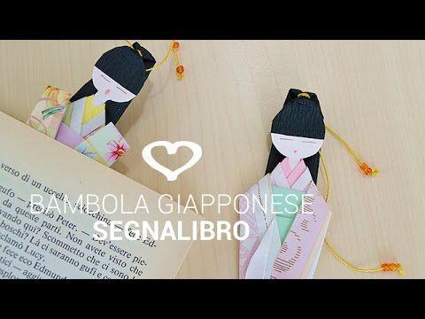 Avete mai realizzato delle bamboline di carta? Probabilmente da piccole si, ma quasi sicuramente non avevano il kimono!! Nel video tutorial di oggi, vi mostr...