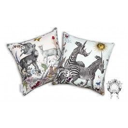 New artist designed luxury cushion in store now.