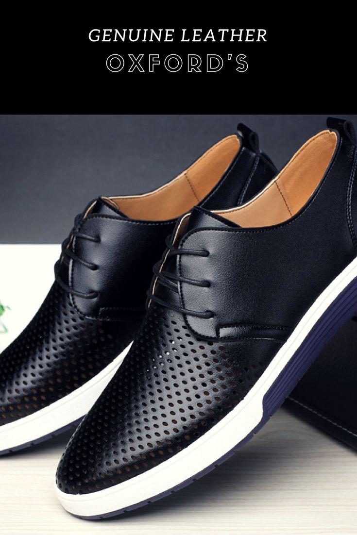 Genuine Oxford Breathable Shoes For Sale!50% Off Buy Now>>http://bit.ly/2uJY59T
