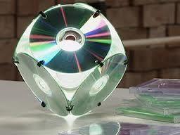 Bildergebnis für manualidades con cd