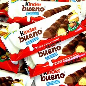 Kinder Bueno from France