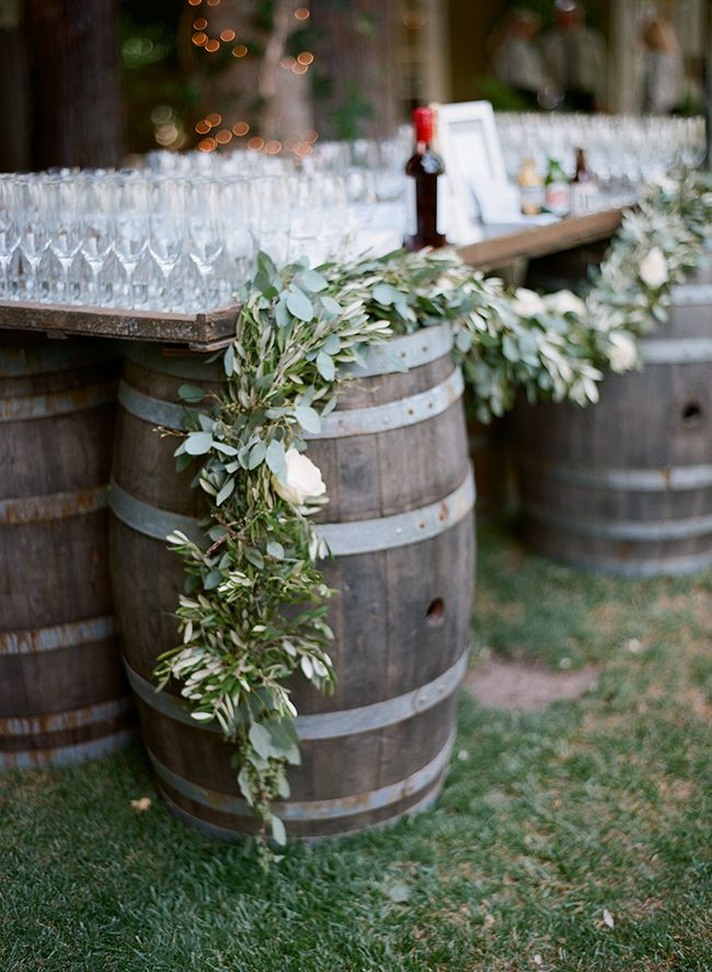 Casual Elegant Winery Wedding / Hannah + Rick