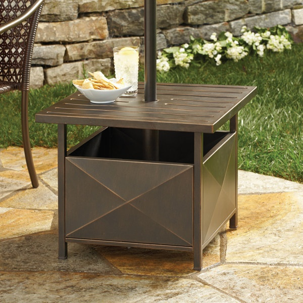 Umbrella Table For The Deck For The Home Pinterest