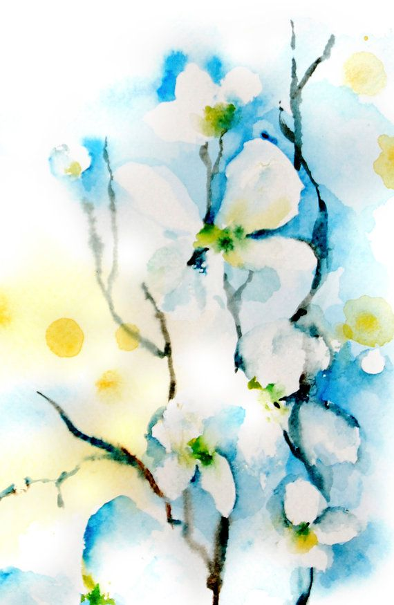 25 best alcohol ink images on pinterest alcohol ink art for Abstract watercolour flowers