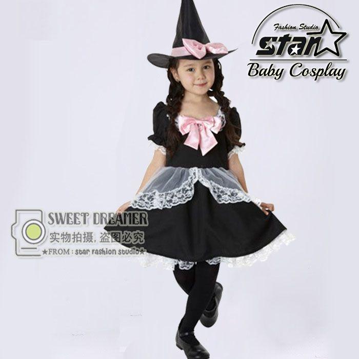 $24.00 (Buy here: https://alitems.com/g/1e8d114494ebda23ff8b16525dc3e8/?i=5&ulp=https%3A%2F%2Fwww.aliexpress.com%2Fitem%2FCute-Wizards-Costume-for-Girl-Kids-Party-Dresses-Witch-Costume-Fancy-Dress-Harry-Potter-Magician-Party%2F32713955313.html ) Cute Wizards Costume for Girl Kids Party Dresses Witch Costume Fancy Dress Harry Potter Magician Party Performances Dress for just $24.00