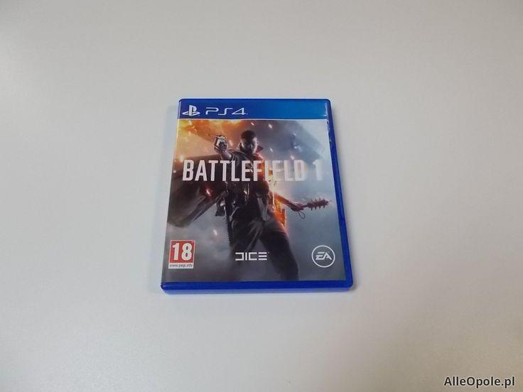 Battlefield 1 - GRA Ps4 - Opole 0496 (Opole)