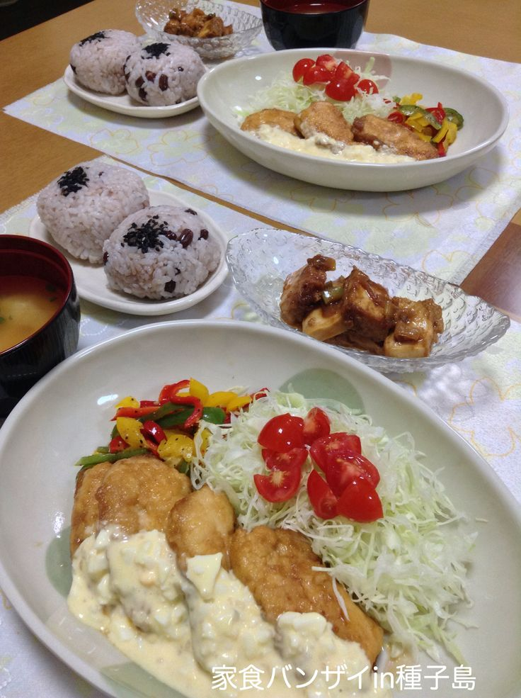 2015/7/21 夕食 チキン南蛮