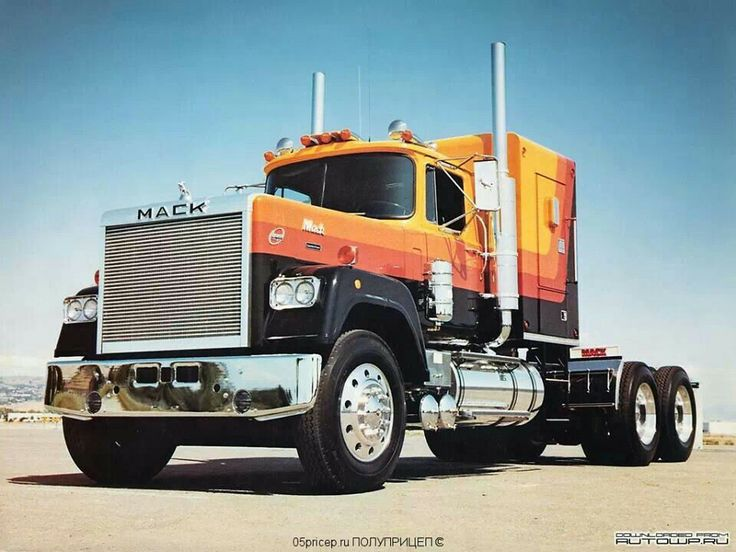 191 Best Images About Steel Cowboys Mack On Pinterest