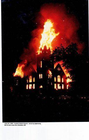 1986 - Central United Church Fire.jpg