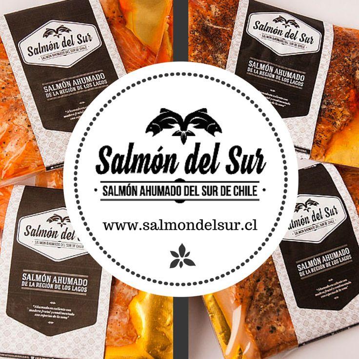 Salmón ahumado en caliente del sur de Chile. Salmón ahumado artesanal. salmondelsur.cl #salmonahumado @salmondelsur