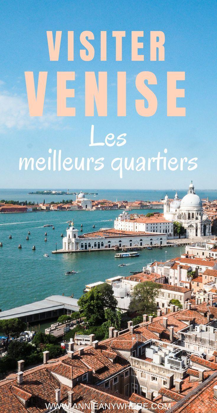 Venise – Quels quartiers visiter en 3 à 4 jours