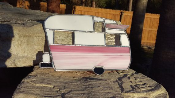 Vintage Shasta Camper Trailer by SunshineSuncatchers on Etsy