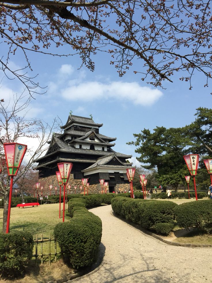 Matsue Castle Shimane  Japan 松江城