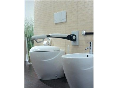 27 Best Grab Bars & Assist Rails Images On Pinterest  Grab Bars Interesting Bathroom Safety Bars Decorating Inspiration